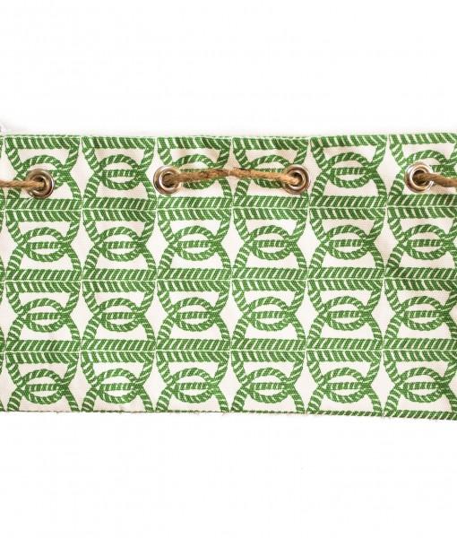 Grass Knots and Jute Grommets