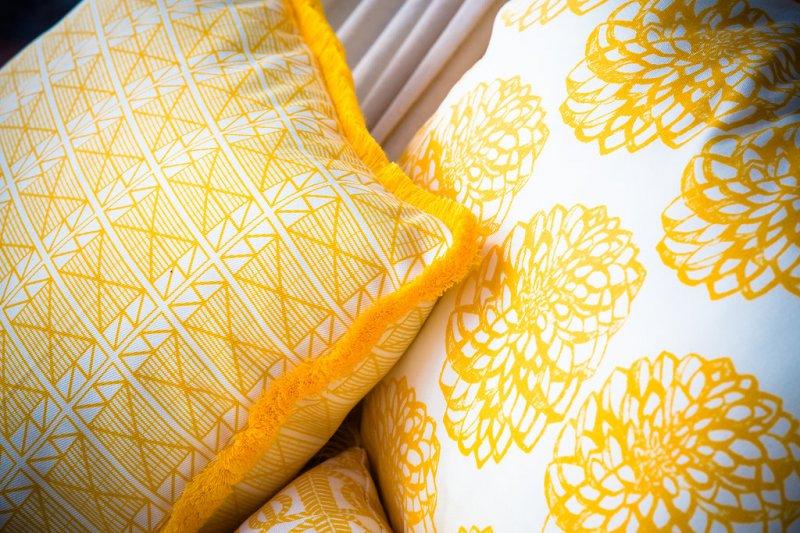 Prints in Saffron