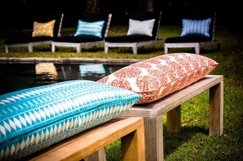 Bolt House Textiles Spring 2015 Outdoor Collection.