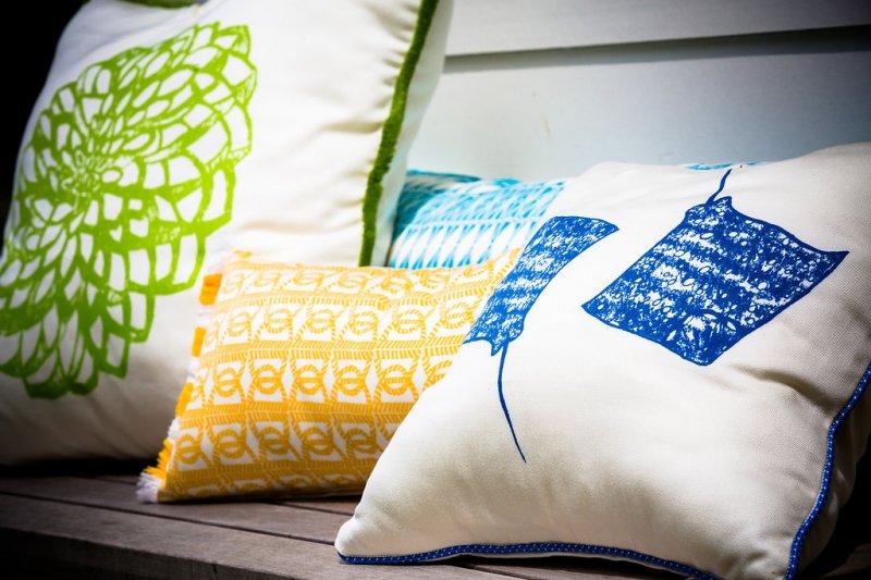 Various pillow sizes