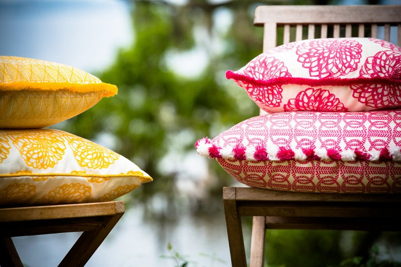 Patterns in Saffron and Christos Island