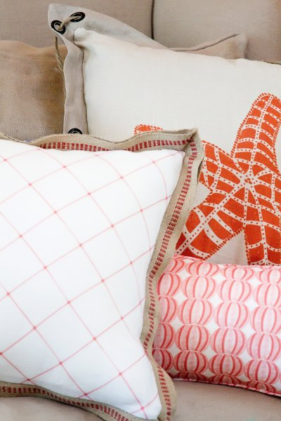 Various Pillow Sizes and Details