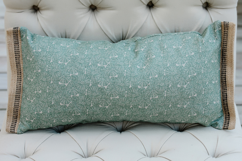 10 IN. x 20 IN. PILLOW