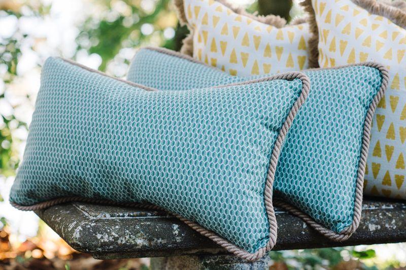 Hornet Nest and Arrowhead Pillows
