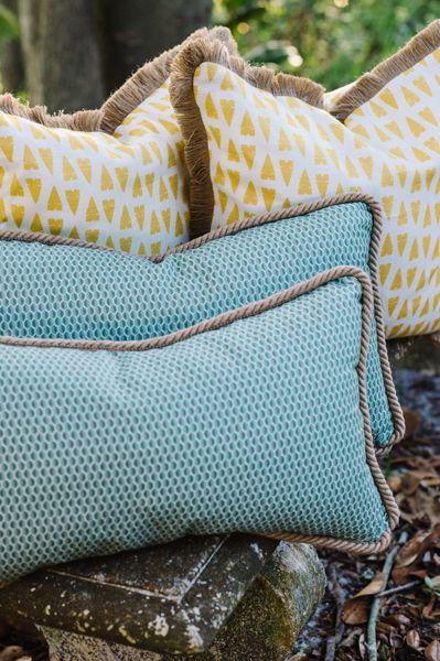 New Pillow Trim Details