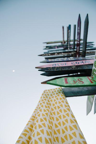 Terra Collection Arrowhead Pattern