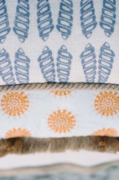 Pillow Trim Details