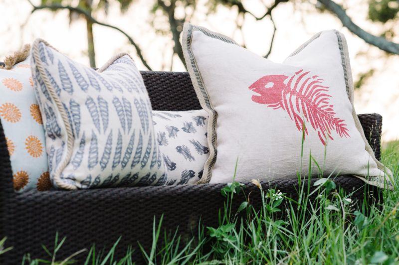 New Burlap Ground Fabric